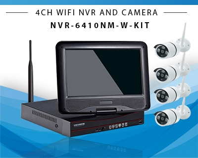 10inch wireless nvr kit